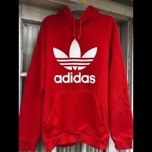 Adidas Hoodie in Size Large